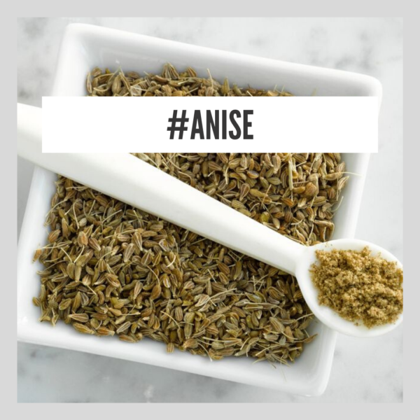 Anise - natural remedy for muscle pain relief