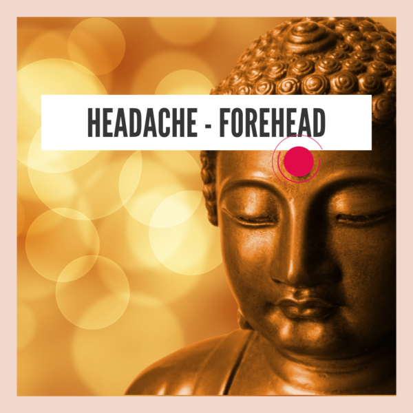 Headache – forehead