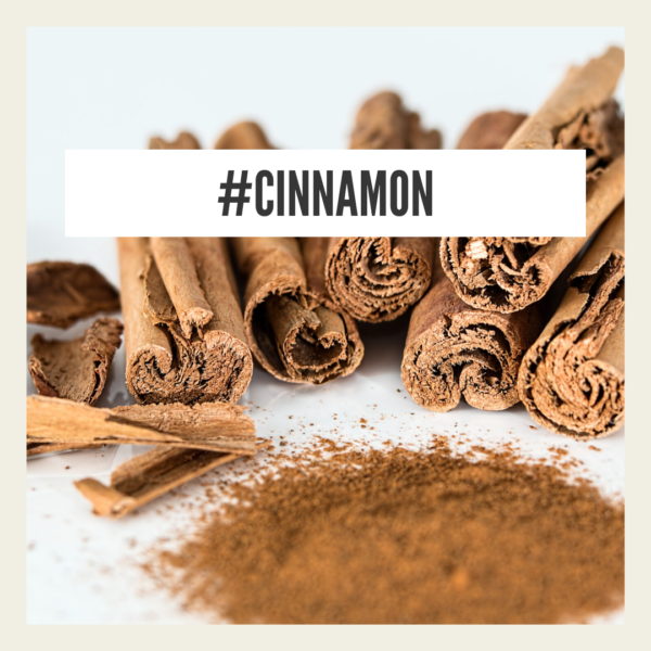Cinnamon - natural remedy for cold symptoms