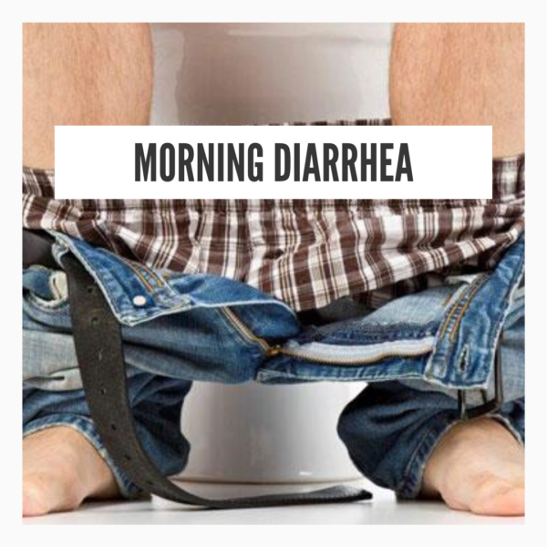 Natural Home Remedy For Morning Diarrhea
