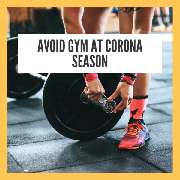 Are gyms safe during coronavirus