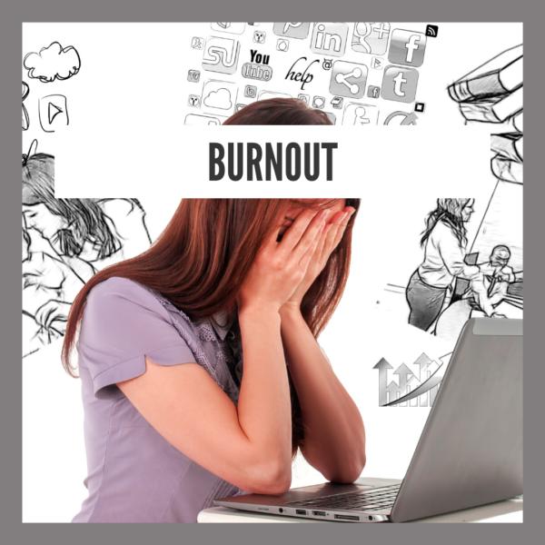 Burnout Symptoms And Natural Remedy
