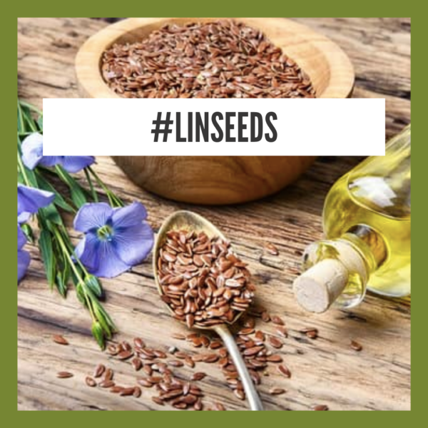 Health Benefits Of Linseeds