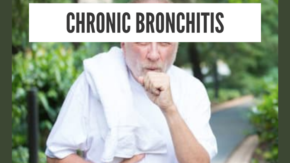 Natural Home Remedy For Chronic Bronchitis